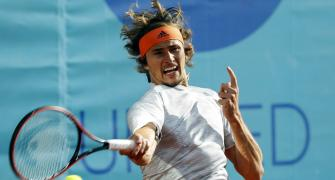 Zverev splits with coach Ferrer ahead of new season