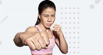 SEE: Mary Kom gears up for Tokyo Olympics