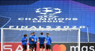 Lisbon ready for Champions League after subduing virus