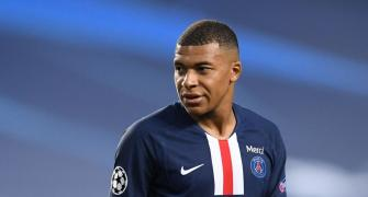 I want to write history of French football: Mbappe