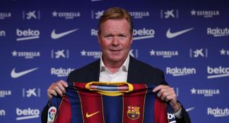 New Barca boss Koeman fires warning on initiation