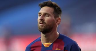 Has Messi played his last game for Barcelona?