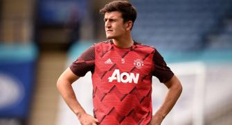 United captain Maguire released by Greek prosecutor