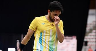 Why am I not in national camp? asks Kashyap