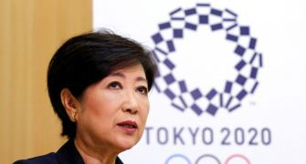 Tokyo governor says 2021 Olympic Games on track