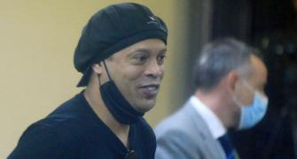 Ronaldinho free to return to Brazil after five months