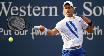 Novak Djokovic looks unbeatable
