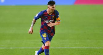Intrigue surrounds Messi's next move