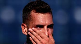 Paire tests positive for COVID before US Open: reports