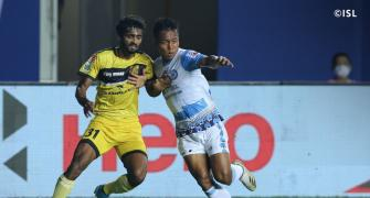 ISL: Eze to the rescue as Jamshedpur hold Hyderabad