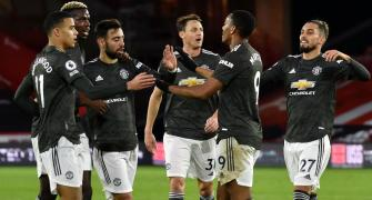 EPL: Manchester United fight back again to sink Blades