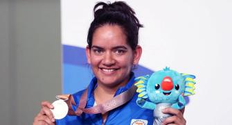 'Indian shooting team is best in the world'