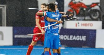 Shorts: Indian men's hockey team stun world champions