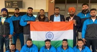 Kabaddi team cannot use Indian flag in Pakistan: AKFI