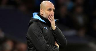 We'll have to suffer to win final: Guardiola