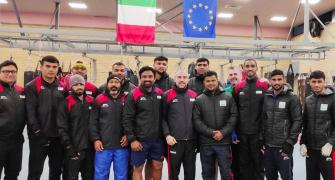 Coronavirus: Indian boxers to stay put in Assisi