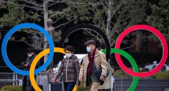 Fears of coronavirus pandemic spreading Olympic unease