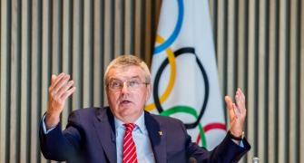 Tokyo Games' fate in hands of powerful IOC boss Bach
