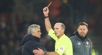 EPL: Mourinho blasts VAR decisions after defeat