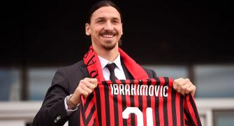 Ibrahimovic, 38, getting more offers than 10 years ago