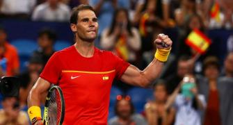 ATP Cup PIX: Djokovic, Nadal punish opponents