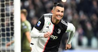 Goal-machine Ronaldo breaks more records!