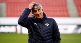 Barca coach not convinced by plans to restart La Liga