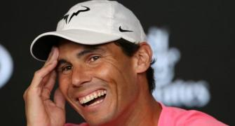 Nadal surprised to still be on top of the game