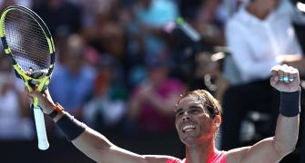 Aus Open: Nadal, Thiem cruise; Sharapova, Konta lose