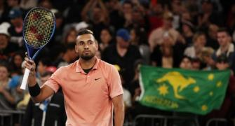 Australia's Kyrgios withdraws from US Open