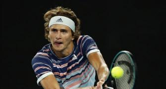 Zverev pledges A$4m for bushfire fund if he wins title