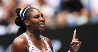 Court unsure if Serena can topple her Grand Slam record