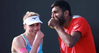 Aus Open: Bopanna bows out as India's challenge ends