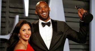 Vanessa Bryant hails Lakers' NBA win
