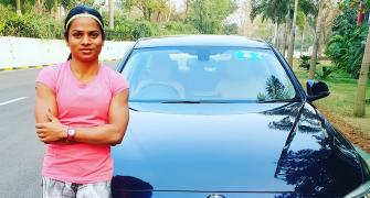 Exclusive! Why Dutee Chand wants to sell her BMW