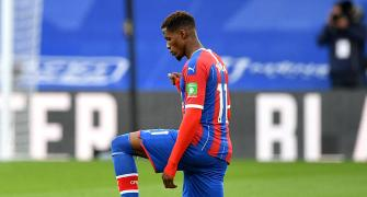 EPL footballer Zaha subjected to online racial abuse