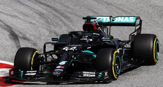 F1: Hamilton could equal Schumi's podium record