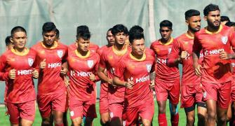 India's 2022 FIFA WC qualifying round match on Oct 8