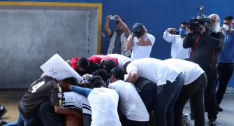 Mexican town buries teen killed by police