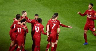 Liverpool greats hail Klopp's 'special' side