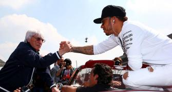 Hamilton condemns Ecclestone's 'ignorant' comments