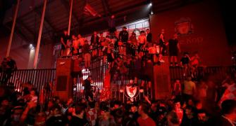 COVID-19: Liverpool urge fans to celebrate safely