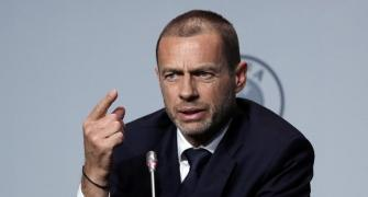 Should we be ashamed of our success? asks UEFA chief