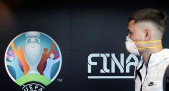 UEFA suspends Champions League, Europa League