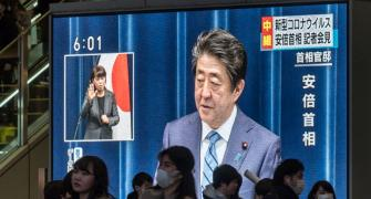 Japan's PM says G7 leaders support 'complete' Olympics