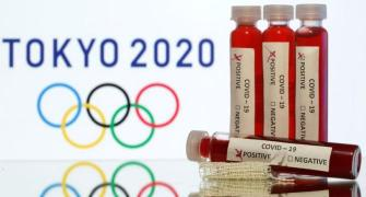 IOC disagrees COVID-19 vaccine needed for Olympics