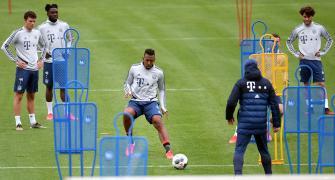 Bundesliga restart gives hope; Barca's Umtiti injured