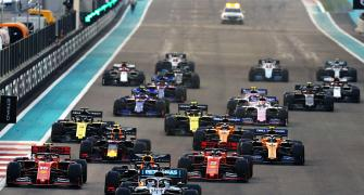 'F1 could manage to race even with COVID-19 cases'