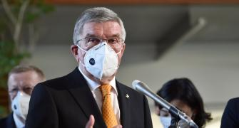 IOC boss 'understands Tokyo's COVID-19 emergency move'