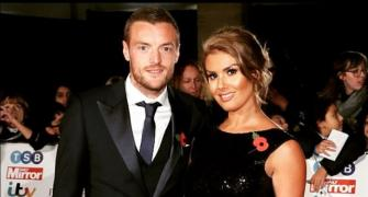 War of WAGS: Mrs Vardy goes one up against Mrs Rooney